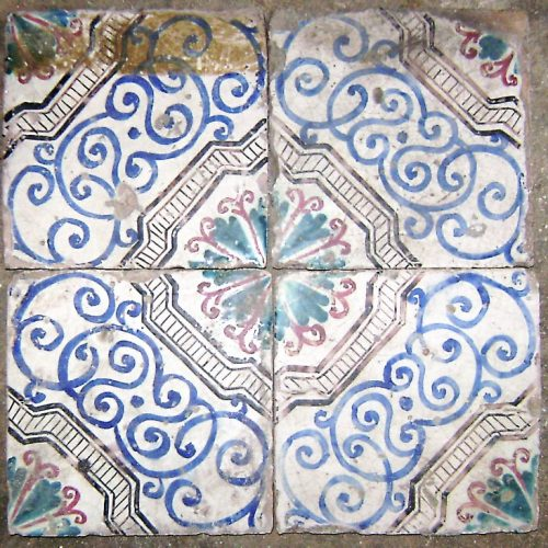 Maiolica antica Cottoartigiano